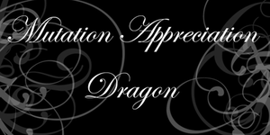 Mutation Appreciation: Dragon [CLOSED] by AmaDoptables
