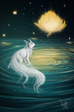 .: Stars :. by ancarie-bluewolf