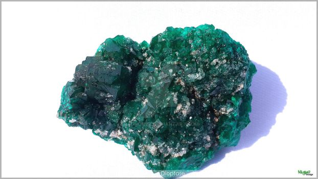 Dioptase by RadHomez