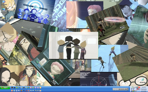 My Code Lyoko Screen Shot by Franzhopper