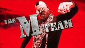 Jamie Hyneman as Mr T by Zarious