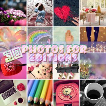 30 Photos for Editions Pack 1 by paumyself