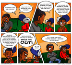 Joe - The 100th Comic by Nawt