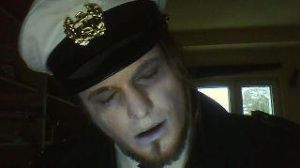 Drowned Crew Member of the RMS Titanic by Avohir