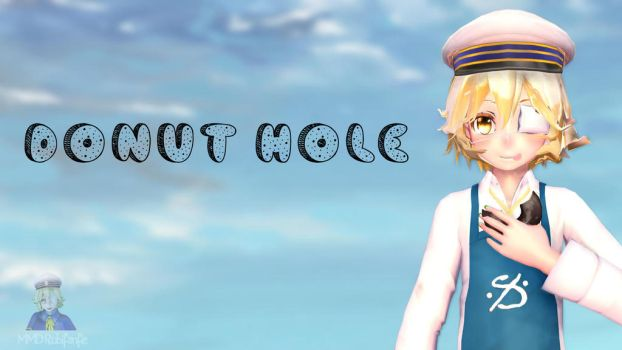 mmd Oliver Donut Hole by rubifanfic