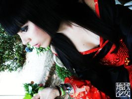 Enma Ai by CharlotteElric