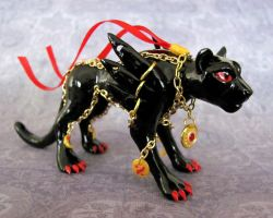 Bayonetta Panther by DragonsAndBeasties