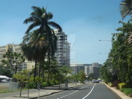 Cairns City by tablelander