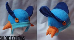 Swampert Hat by SmileAndLead