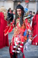 Wizard (diablo III) by Spiral-simon