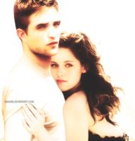 Bella and Edward by nanadb