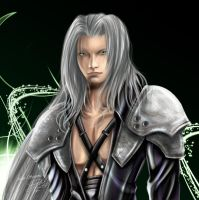 sephiroth by danielbogni