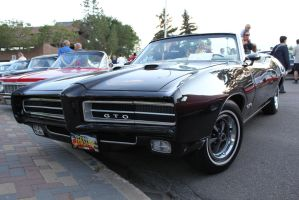 Topless GTO by KyleAndTheClassics