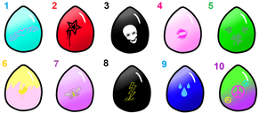 .: MLP Egg Batch - CLOSED :. by twi--adoptables