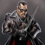 Blade Caricature by jonesmac2006