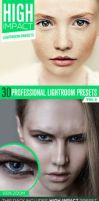 30 High Impact Lightroom Presets Vol.2 by LuciferB