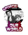Our World - Page 51 is live! by Kuurion