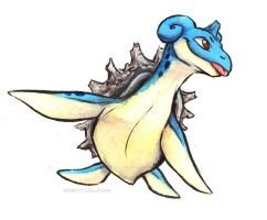 Lapras by kenket