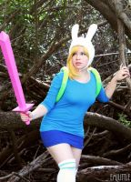 Face Me - Fionna by emmitz
