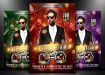 Celebration - Flyer/Poster Template by mrwooo