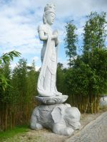 Buddha Eden 07 by Stock-gallery