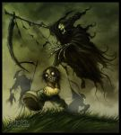 The Dread Domain by dholl