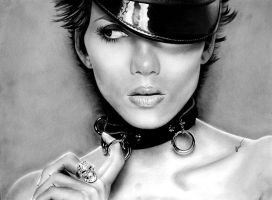 Halle Berry by SandraSaar