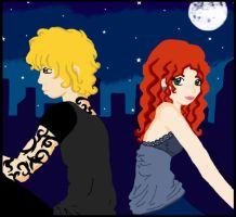 Jace and Clary: City of Bones by Rissygirl16