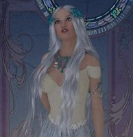 Earwen of Alqualonde by Erevia