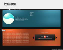 Proxone WIP by Proxone
