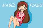 Mabel Pines by flippyandflaky