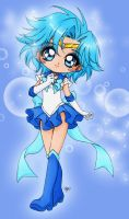 Sailor Mercury by LightAngelSky