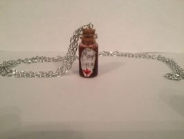 Miniature maple syrup in a bottle!! by muffinthehamster11