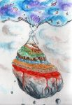 Planete Terre by Ithanya
