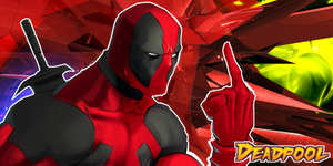 Deadpool Sig thing by iNeoBlitz