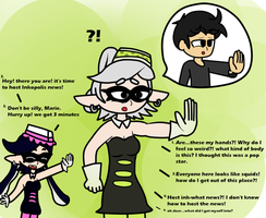 Body stealer Series # 5  : Marie (filler.) by Kyon000