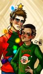 Tacky Christmas Sweater by Kaxen6