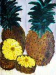 Pineapples by CaroRa2n