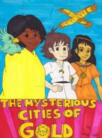 Mysterious Cities Of Gold by AnimationFanatic
