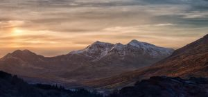 Letter box peaks by CharmingPhotography