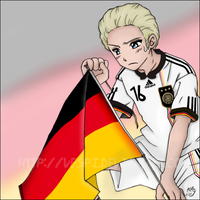 Germany : It's not over by Vespi