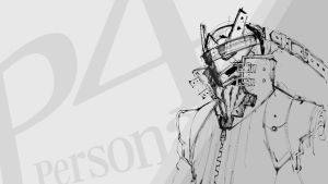 Izanagi sketch wallpaper by Dante-mL