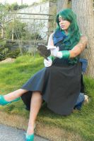 Sailor Neptune #2 by i-Anzu
