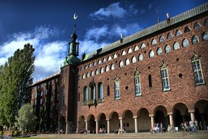 Stockholm Cityhall by Networ-k