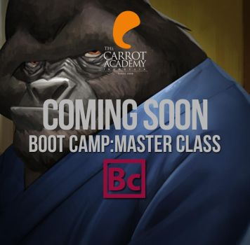 Coming Soon Masterclass by carrotacademy