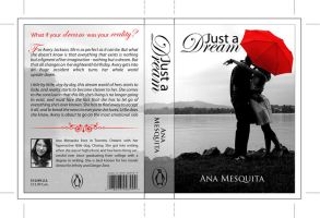Book Cover - 'Just a Dream' by AnaMesquitaPhotos