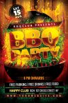 BBQ Party Flyer by Dilanr