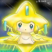 Jirachi by NyandrewB