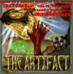 Cover Design for The Artifact: by thedreamcontinued