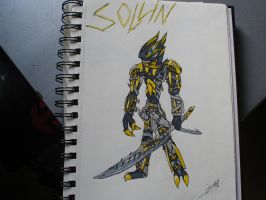 sollin gold by BioRockDude